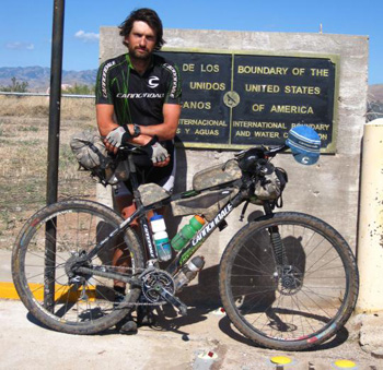 matthew lee - tour divide