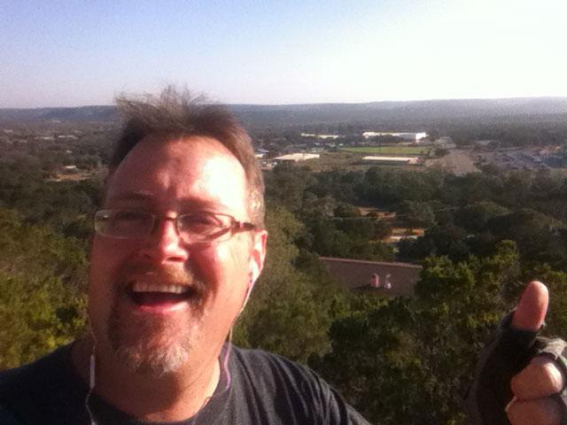 wimberley, texas old baldy
