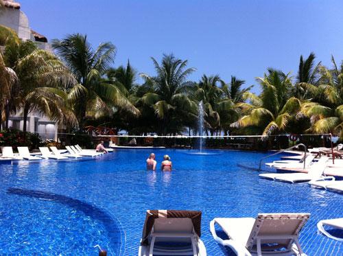 Mexican Riviera, Playa del Carmen,