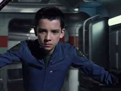 enders game, asa butterfield,