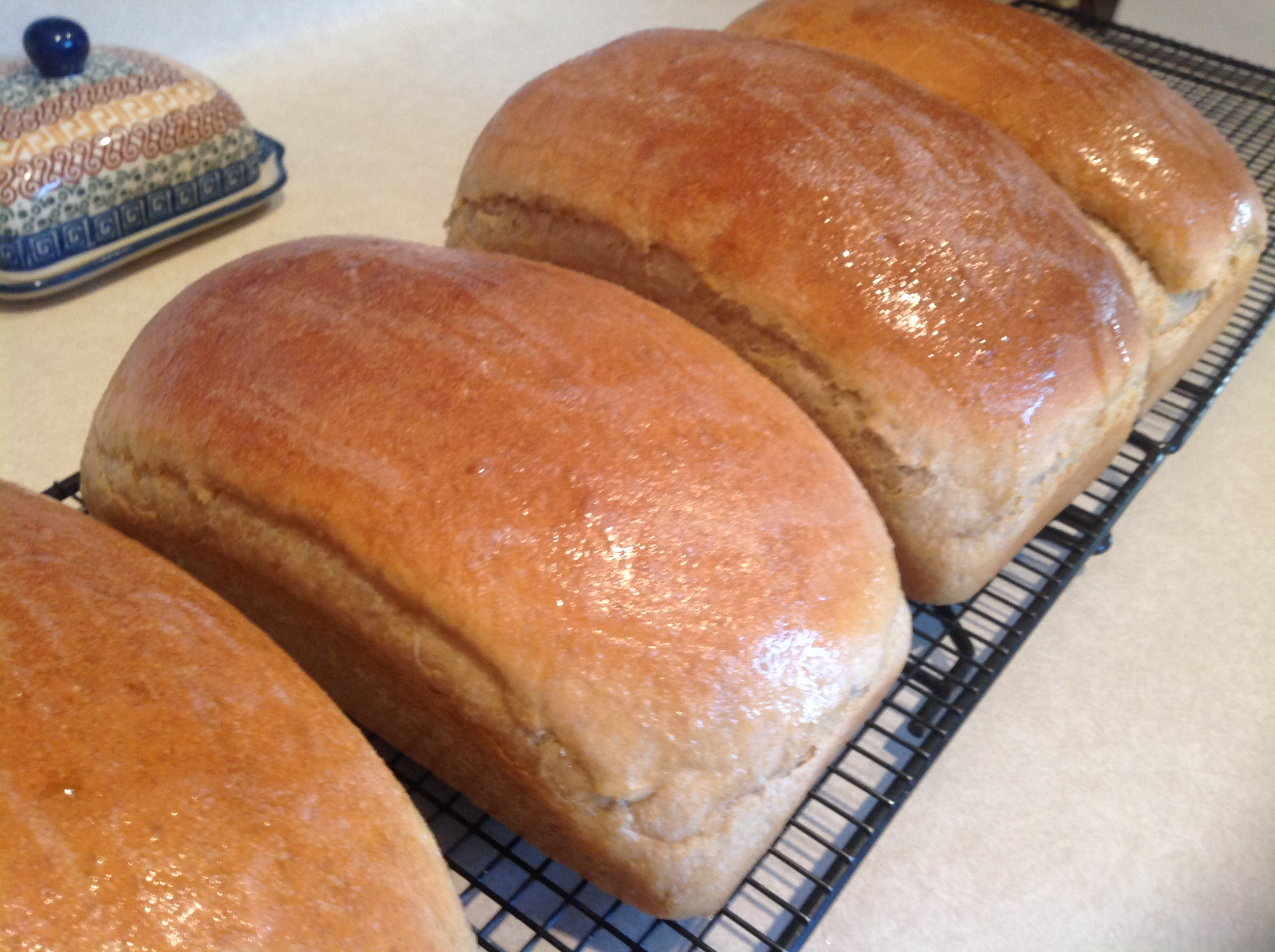 Homemade bread – mmmm