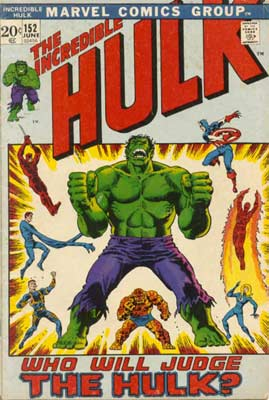 Hulk was one of my all-time favorites!