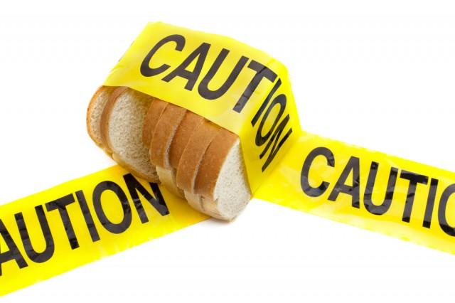 gluten free is fake