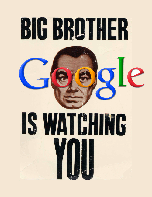 1497 – Big Brother (Google) is tracking everything! | Riding with ...