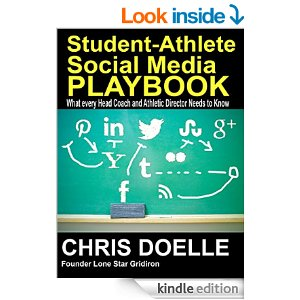 Student-Athlete Social Media Playbook by Chris Doelle