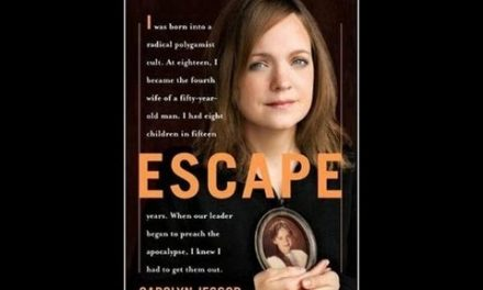 Book Review: Escape