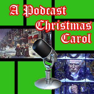 podcast christmas carol