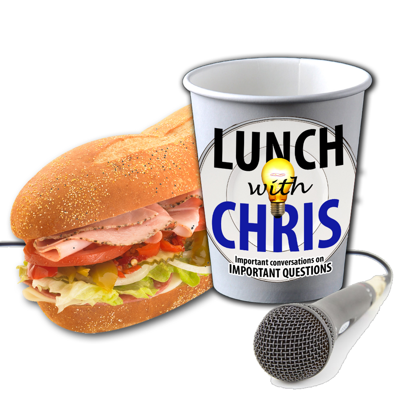 Join me for lunch