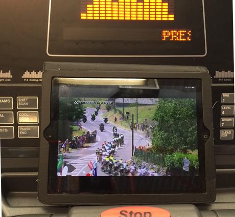 tour de france exercise