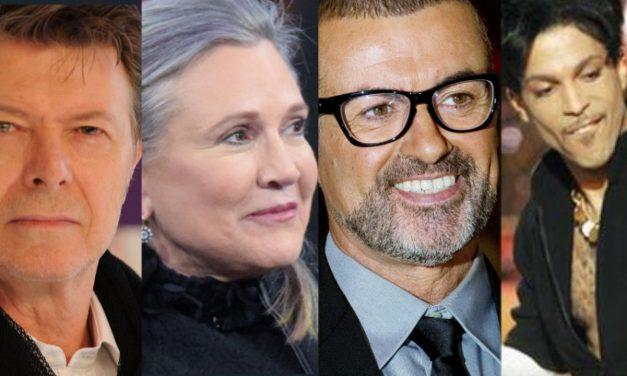 Celebrity Deaths in the Era of Facebook