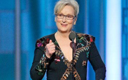 What did the Golden Globes teach me?