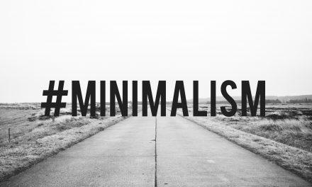 #Minimalism Update