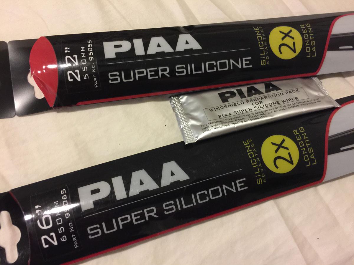 PIAA Super Silicone Blades
