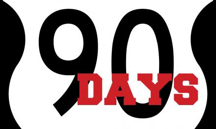 My 90 Day Blitz