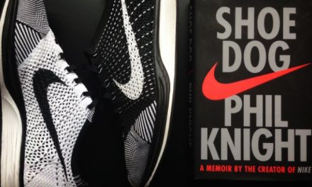 Book Review: Shoe Dog: A Memoir by the Creator of Nike