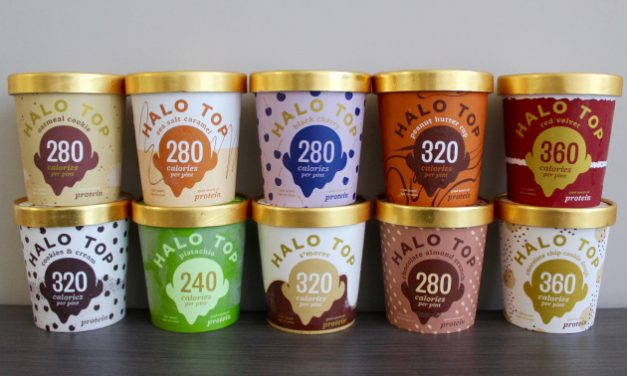 Halo Top Ice Cream Review