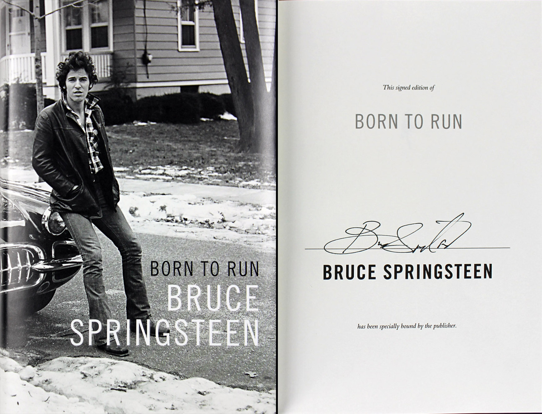 Book Review: Born to Run - Riding with the window down...