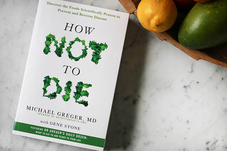 Book Review: How Not to Die