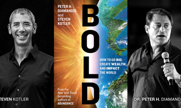 Book Review: BOLD: How we go big, create wealth and impact the world