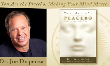 Book Review: You Are the Placebo: making your mind matter‎