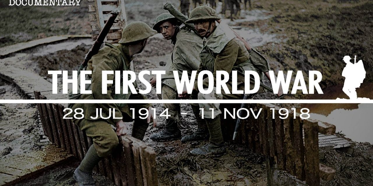 Interesting films about the First World War