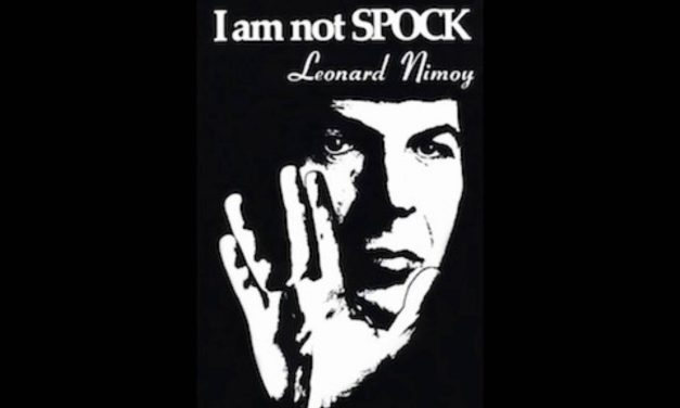 Book Review: I Am Not Spock