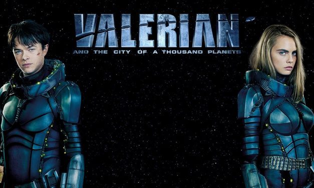 Valerian… so close, yet missed the mark