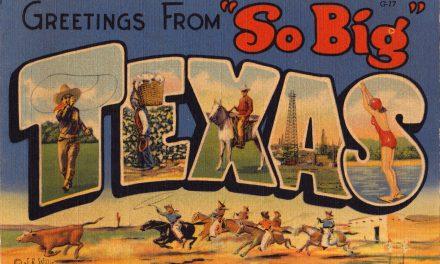 Texas is BIG Y'all