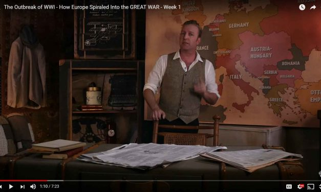 The Great War – a great series!