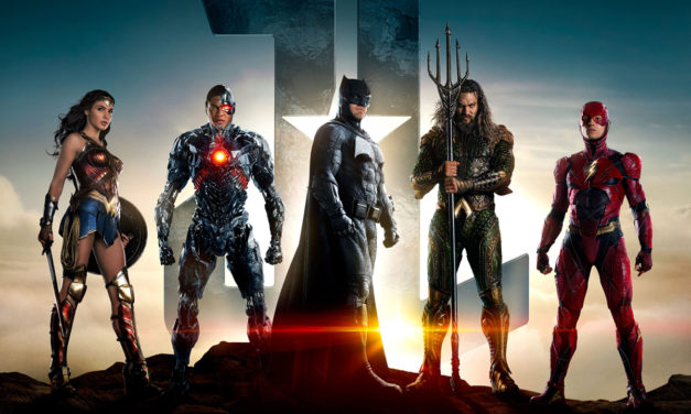 Justice League is Just Meh