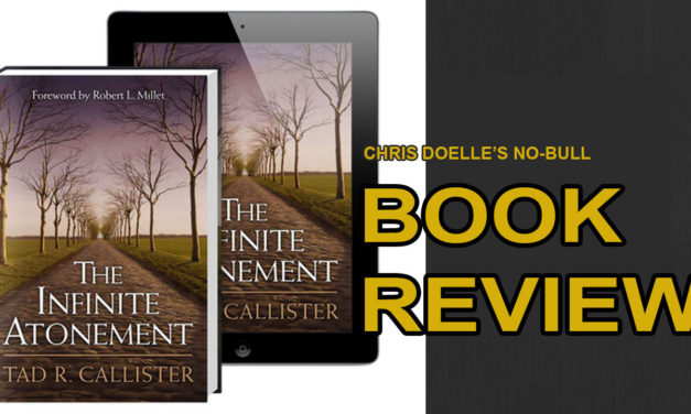 Book Review: The Infinite Atonement