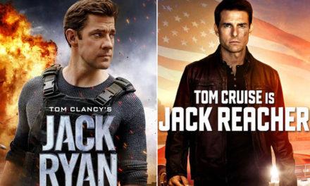 Jack Ryan is not Jack Reacher