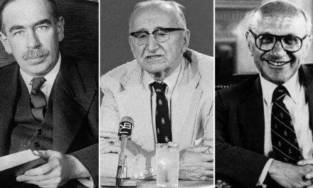 Keynes, Hayek, Friedman?