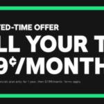 Hulu For only 99c a Month! Great deal!