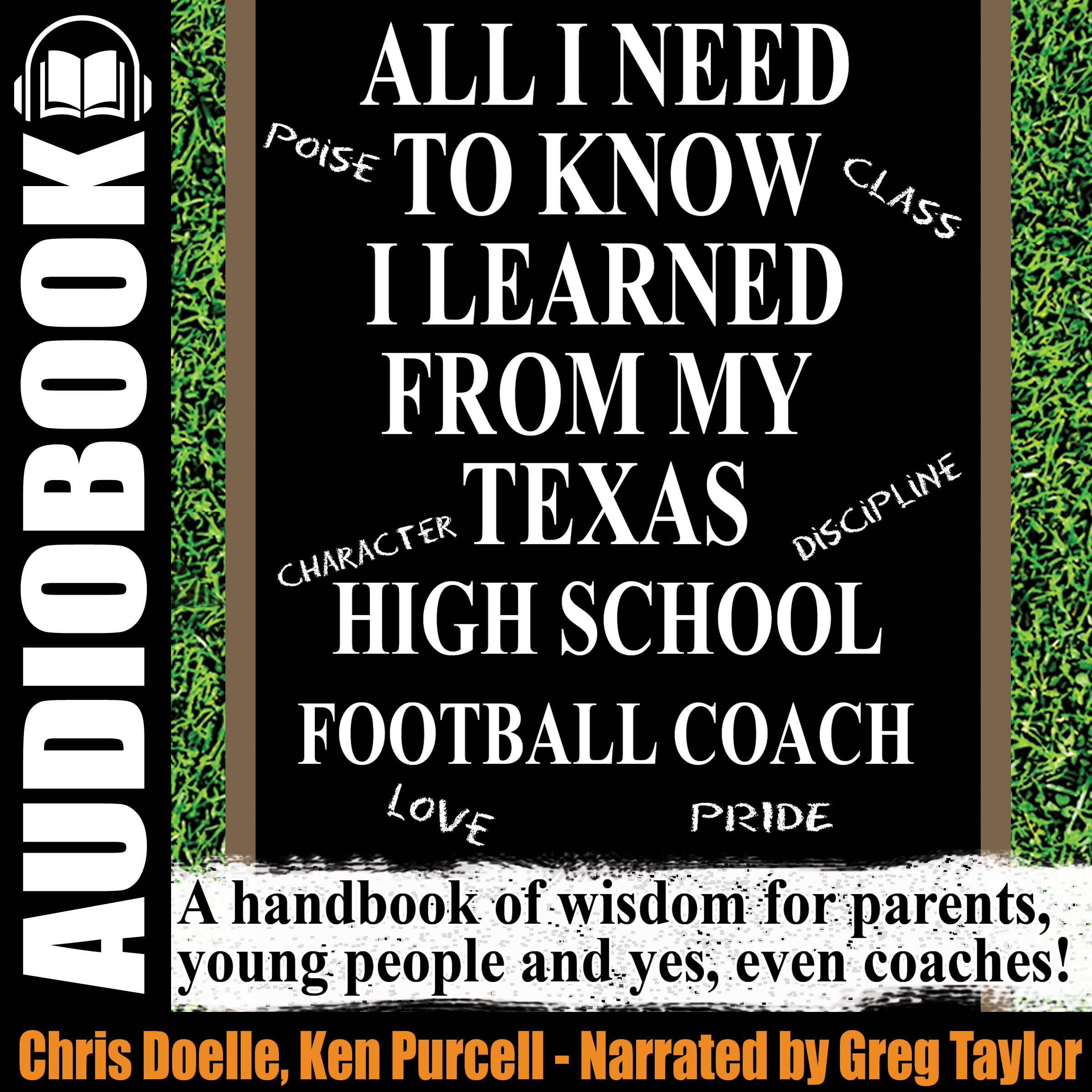 Learned from Coach – now in audiobook!