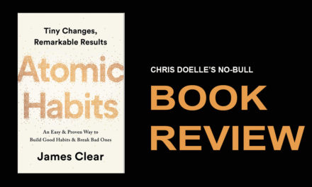 Book Review: Atomic Habits: An Easy & Proven Way to Build Good Habits & Break Bad Ones