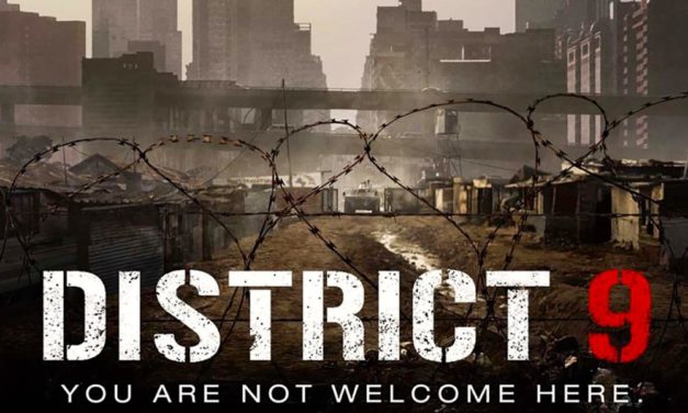 District 9 = Great SciFi