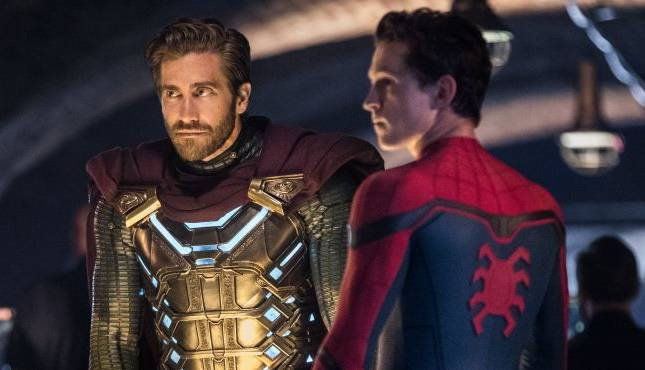 Spider-Man: Far From Home is a Good Trip