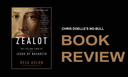 Book Review: Zealot: The Life and Times of Jesus of Nazareth