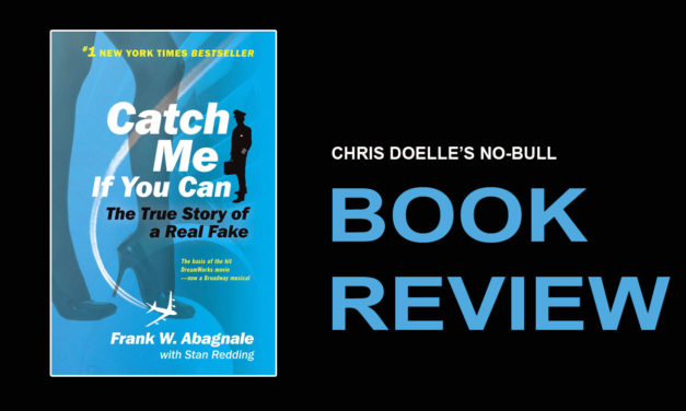 Book Review: Catch Me If You Can