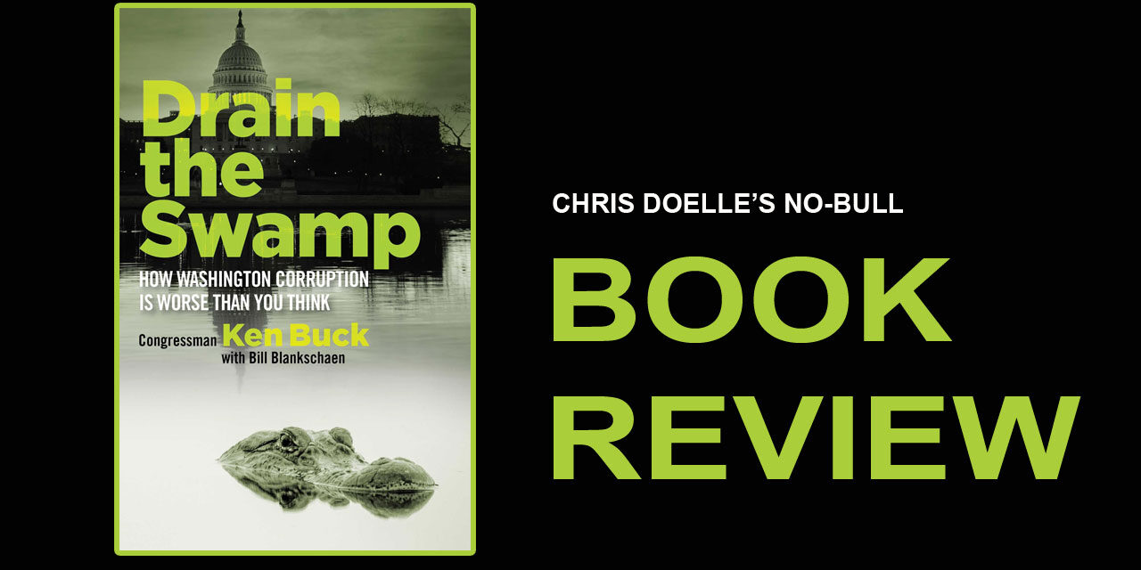 Book Review: Drain the Swamp: How Washington Corruption is Worse Than You Think